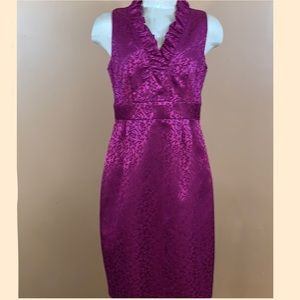 London Times Brocade Dress